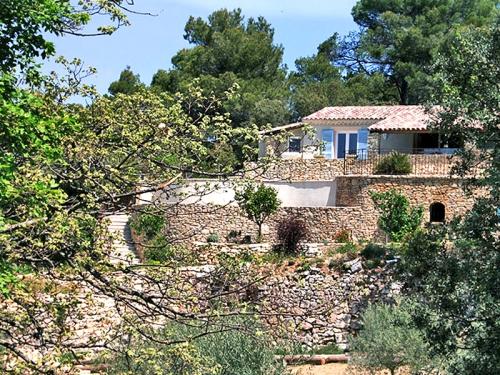 Gîte à Venasque avec piscine, Vaucluse