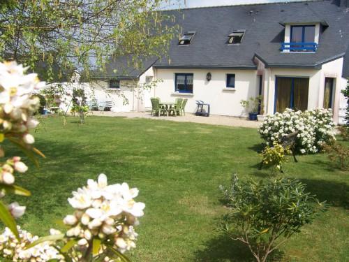 villa morbihan